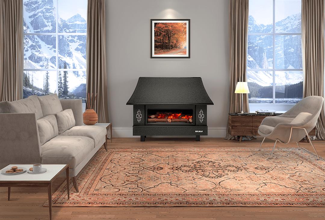 Classic fireplace Nicala timeline