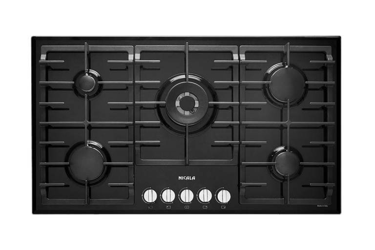 Glass Gas Cooktop